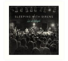 Sleeping With Sirens - Live and Unplugged 2016 Art Print