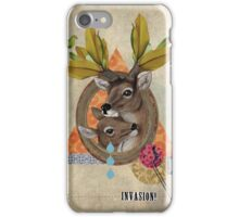 Animal Collection -- Oh Deer iPhone Case/Skin