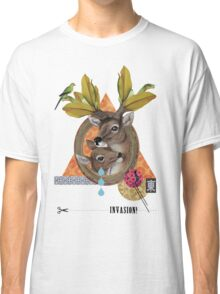 Animal Collection -- Oh Deer Classic T-Shirt