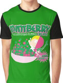 Mint Berry Crunch South Park Graphic T-Shirt