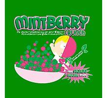 Mint Berry Crunch South Park Photographic Print