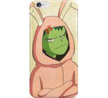 Beast Boy in a bunny suit (Emaki) iPhone Case/Skin