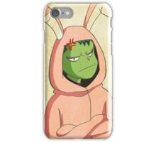 Beast Boy in a bunny suit (Emaki) iPhone Case/Skin