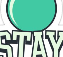 Stay Young - Cute Birthday Gift for Men and Women Sticker