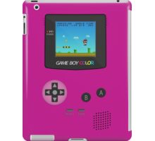 Nintendo Game Boy Super Mario Girly iPad Case/Skin