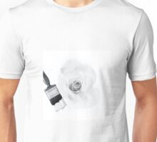 White Rose Unisex T-Shirt