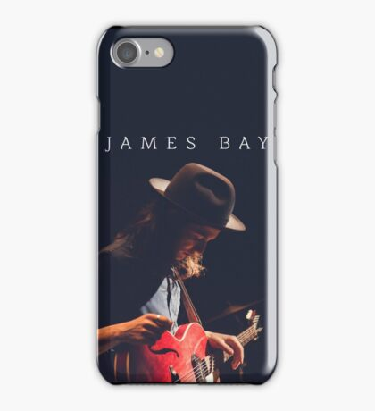 James Bay Tour 2016 iPhone Case/Skin