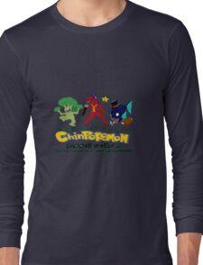 ChinPokemon South park Long Sleeve T-Shirt