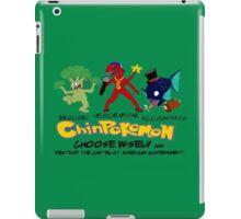 ChinPokemon South park iPad Case/Skin