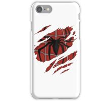 Ripped Spidey iPhone Case/Skin