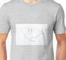 Planet Earth - USA Unisex T-Shirt