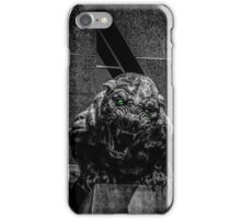 panthers iPhone Case/Skin