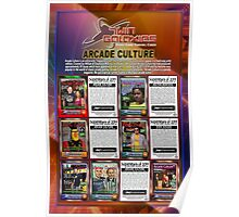 Arcade Culture (by Walter Day) Poster