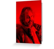 Peter Jackson - Celebrity Greeting Card