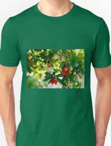 Bright and Beautiful Berries Unisex T-Shirt