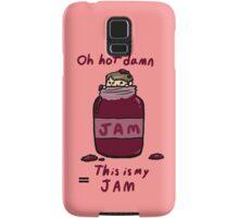 John's Jam Samsung Galaxy Case/Skin