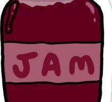 John's Jam Sticker