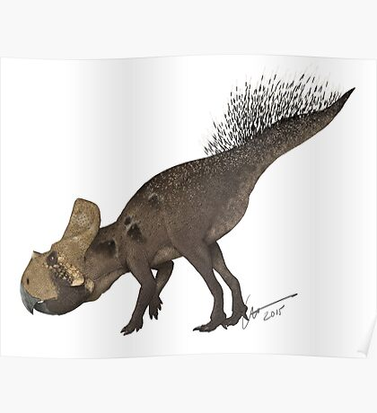 Protoceratops Poster