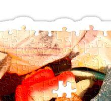 Gummy Fight Puzzle Sticker