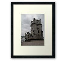 Torre de Belém Framed Print