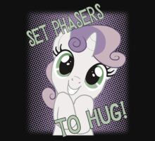Set Phasers To Hug! by misslelia