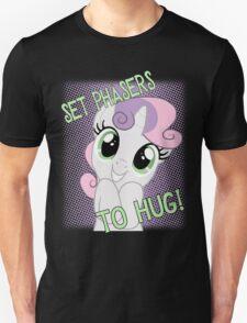 Set Phasers To Hug! T-Shirt