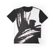Sumi Strokes Graphic T-Shirt