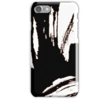 Sumi Strokes iPhone Case/Skin