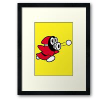 Snifit (Alternative Colour - Yellow) Framed Print
