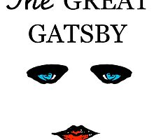 The GREAT GATSBY by Anna Iwanuch