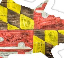 Maryland Tuna Sticker
