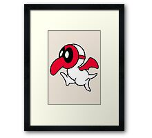 Tweeter Framed Print