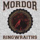 Mordor Ringwraiths by thecreep