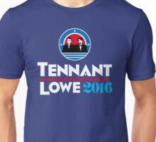 Pet Shop Boys for President Unisex T-Shirt