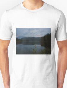Midnight Reflection Photo T-Shirt