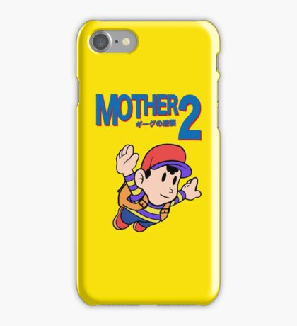 Mother 2 (SMB 3 Look-alike) iPhone Case/Skin