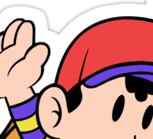 Mother 2 (SMB 3 Look-alike) Sticker