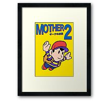 Mother 2 (SMB 3 Look-alike) Framed Print
