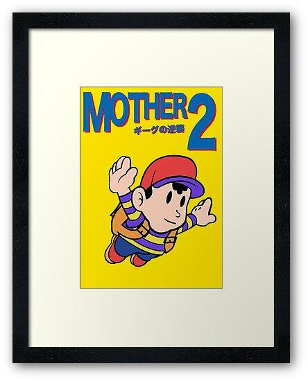Mother 2 (SMB 3 Look-alike) by Studio Momo╰༼ ಠ益ಠ ༽