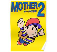 Mother 2 (SMB 3 Look-alike) Poster