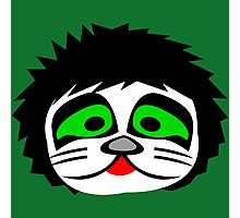 KISS - Catman Peter Criss Chibi Photographic Print