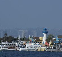 Lighthouse #1; Marina Del Rey, CA USA by leih2008