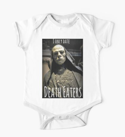 I ONLY DATE DEATH EATERS One Piece - Short Sleeve