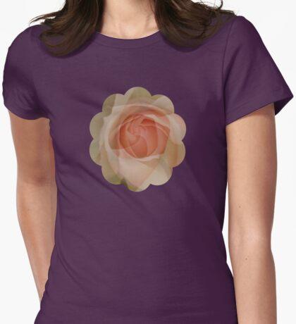Petals - JUSTART © Womens Fitted T-Shirt