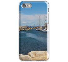 Lossie West Beach Marina iPhone Case/Skin