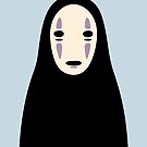 Spirited Away / No Face by Studio Momo╰༼ ಠ益ಠ ༽