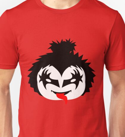KISS - The Demon Gene Simmons Chibi Unisex T-Shirt