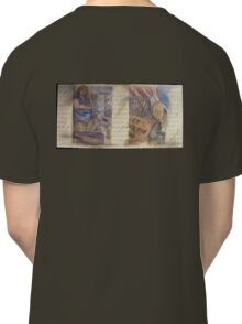 The Declaration of American Poverty Classic T-Shirt