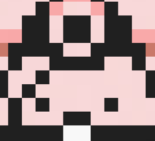 Pigmask - Mother 3 / Earthbound 2 Sticker