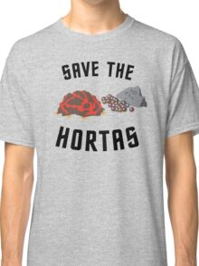 Save The Hortas (Star Trek) Classic T-Shirt